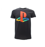 Sony PlayStation Coloured Logo T-shirt