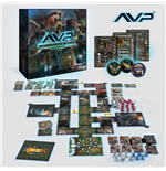 AvP Tabletop Game The Hunt Begins Expansion Hot Landing Zone