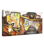 Pokemon Sun and Moon 3.5 Shining Legends Raichu-GX Box *German Version*