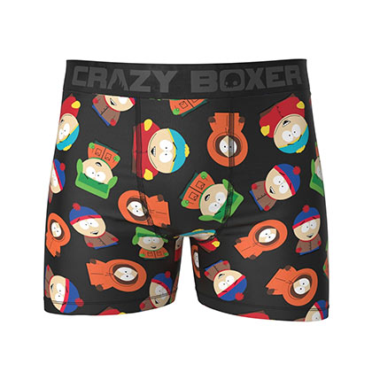 SOUTH PARK Main Characters Boxer Briefs