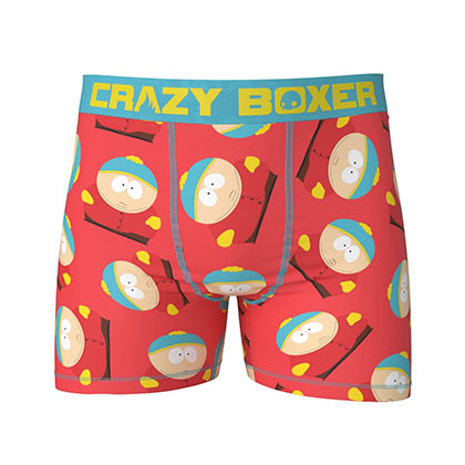 SOUTH PARK Cartman Design Boxer Briefs