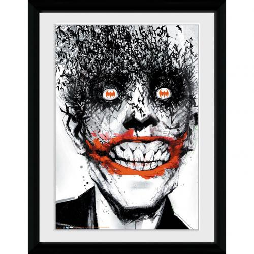 Batman Picture 16 x 12 Joker