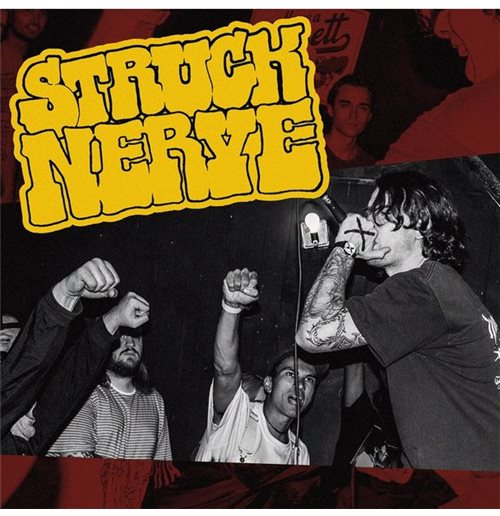 "Vynil Struck Nerve - Struck Nerve (Coloured Vinyl) (7"")"