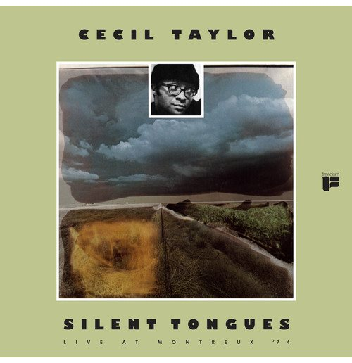 Vynil Cecil Taylor - Silent Tongues
