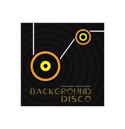 "Vynil Alessandro Alessandroni - Background Disco (12"")"