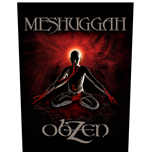 Meshuggah Back Patch: Obzen
