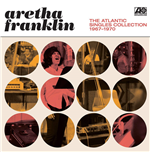 Vynil Aretha Franklin - The Atlantic Singles Collection (2 Lp)