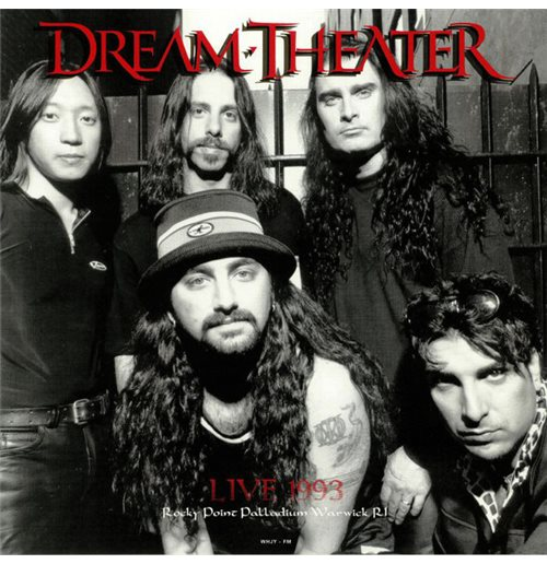Vynil Dream Theater - Live At Rocky Point Palladium, Warwick