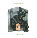Vynil Hot Water Music - Caution