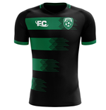 2018-2019 Sporting Lisbon Fans Culture Away Concept Shirt