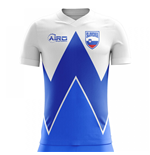 2018-2019 Slovenia Home Concept Football Shirt (Kids)