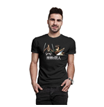 Attack on Titan T-Shirt Eren & Swords