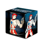 Captain Future Mug Captain Future