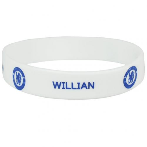 Chelsea F.C. Silicone Wristband Willian