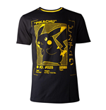 Pokémon - Pikachu Profile Men's T-shirt