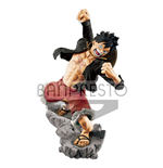 One Piece Figure Monkey D Luffy 20th Anniversary 13 cm