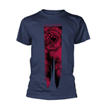 Game of Thrones T-Shirt Targaryen Flag Fire & Blood