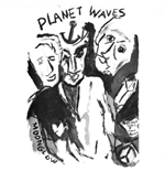 Vynil Bob Dylan - Planet Waves