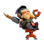 Overwatch Nendoroid Action Figure Torbjrn Classic Skin Edition 10 cm