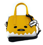 Gudetama by Loungefly Mini Dome Bag Big Face