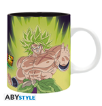 Dragon Ball Broly - Mug - 320 Ml - Broly Goku Vegeta - Subli - Box X2