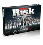 Assassin's Creed Board Game Risk *English Version*