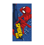 MARVEL-Spiderman Microfiber Towel 70  x 140 cm