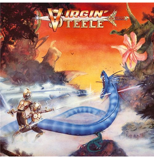 Vynil Virgin Steele - Virgin Steele I