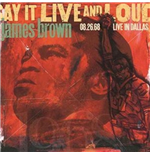 Vynil James Brown - Say It Love And Loud: Live In Dallas (2 Lp)
