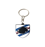 Sampdoria Keychain Double Face