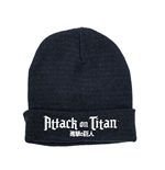 Attack on Titan Beanie Logo