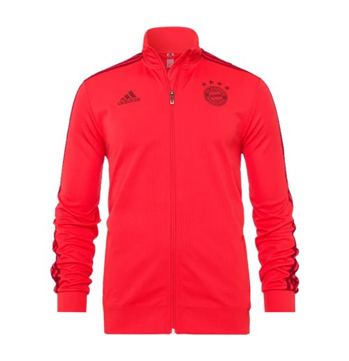 2019-2020 Bayern Munich Adidas Training Jacket (Red)