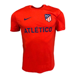 2019-2020 Atletico Madrid Nike Core Tee (Red)