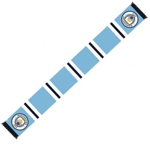 Manchester City F.C. Bar Scarf ST