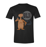 E.T. the Extra-Terrestrial T-Shirt Where Are You From