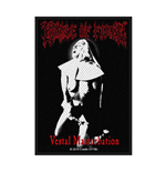 Cradle Of Filth Standard Patch: Vestal Masturbation (Loose)