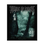 Cradle Of Filth Standard Patch: Dusk & Her Embrace (Loose)