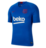 2019-2020 Barcelona Nike Training Shirt (Blue)