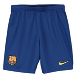 2019-2020 Barcelona Home Nike Football Shorts Blue (Kids)