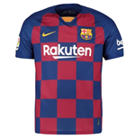 2019-2020 Barcelona Home Nike Football Shirt