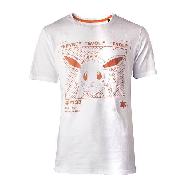 Pokémon - Eevee Profile Men's T-shirt