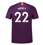 2018-2019 Man City Third Nike Football Shirt (Mendy 22) - Kids