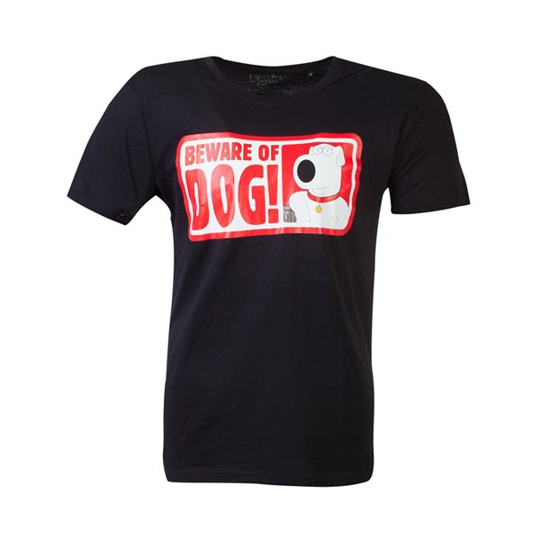Family Guy - Beware Of Dog T-shirt