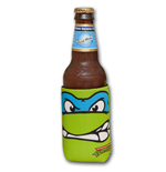 TEENAGE MUTANT NINJA TURTLES Leonardo Face Can Bottle Koozie