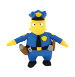 Simpsons Plush Figure Chief Wiggum 31 cm