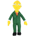 Simpsons Plush Figure Mr. Burns 37 cm