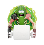 Rick and Morty Toilet Roll Holder Pickle Rick