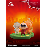The Incredibles Mini Egg Attack Figure Jack Jack 4 cm