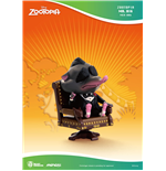 Zootopia Mini Egg Attack Figure Mr. Big 6 cm
