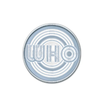 The Who Pin Badge: Circles